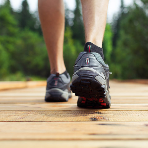 enjoy the hiking trails at the new community of Laurel townhomes