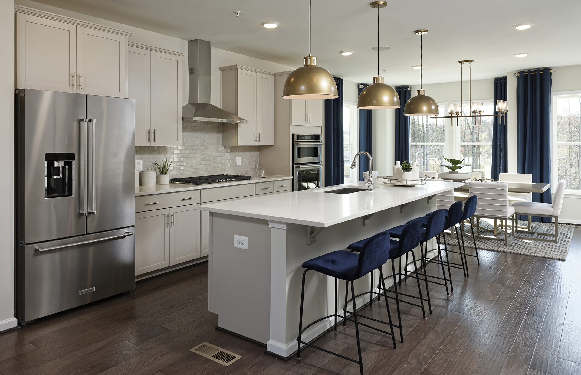 new luxury homes in Anne Arundel County, Maryland