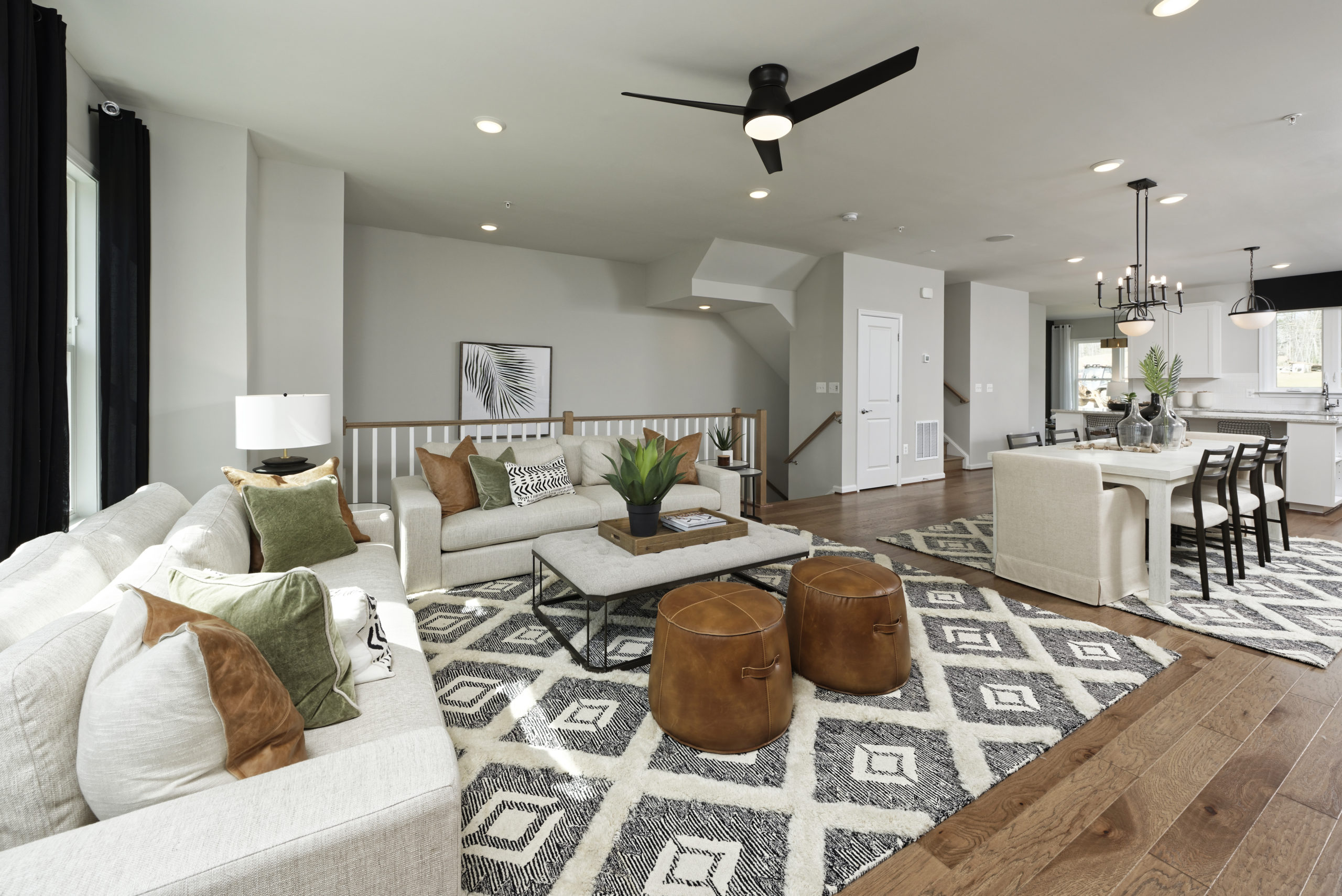 new spacious townhomes in Laurel